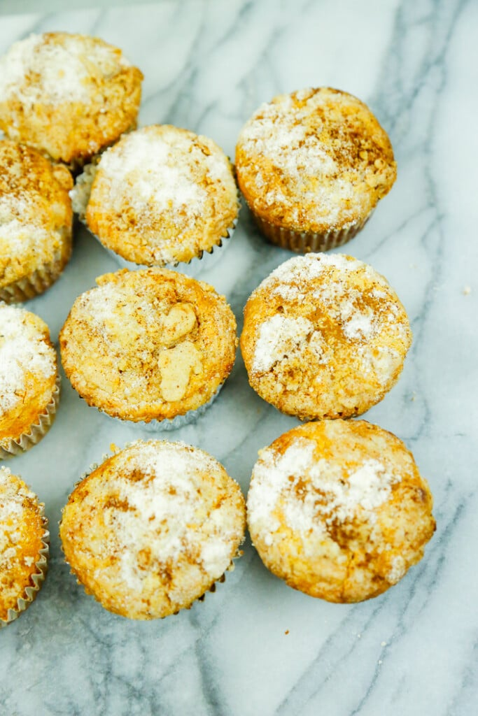 delicious fall muffin recipe