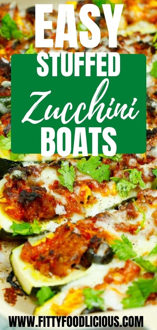 easy stuffed zucchini boats, zucchini boats, low carb meal, healthy, vegetable, fall recipes, Autumn, Easy dinners, Keto meals, keto recipes, low carb recipes, fall recipes