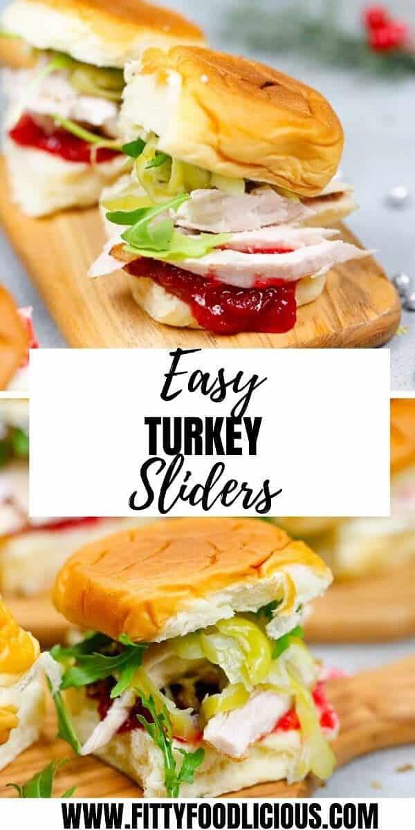 Turkey, Turkey Sliders, Sliders, Thanksgiving, Leftovers, Jeep