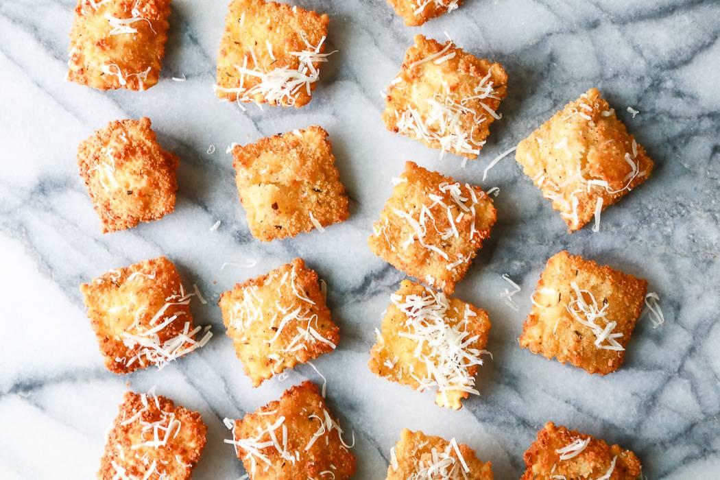 How To Make Fried Ravioli