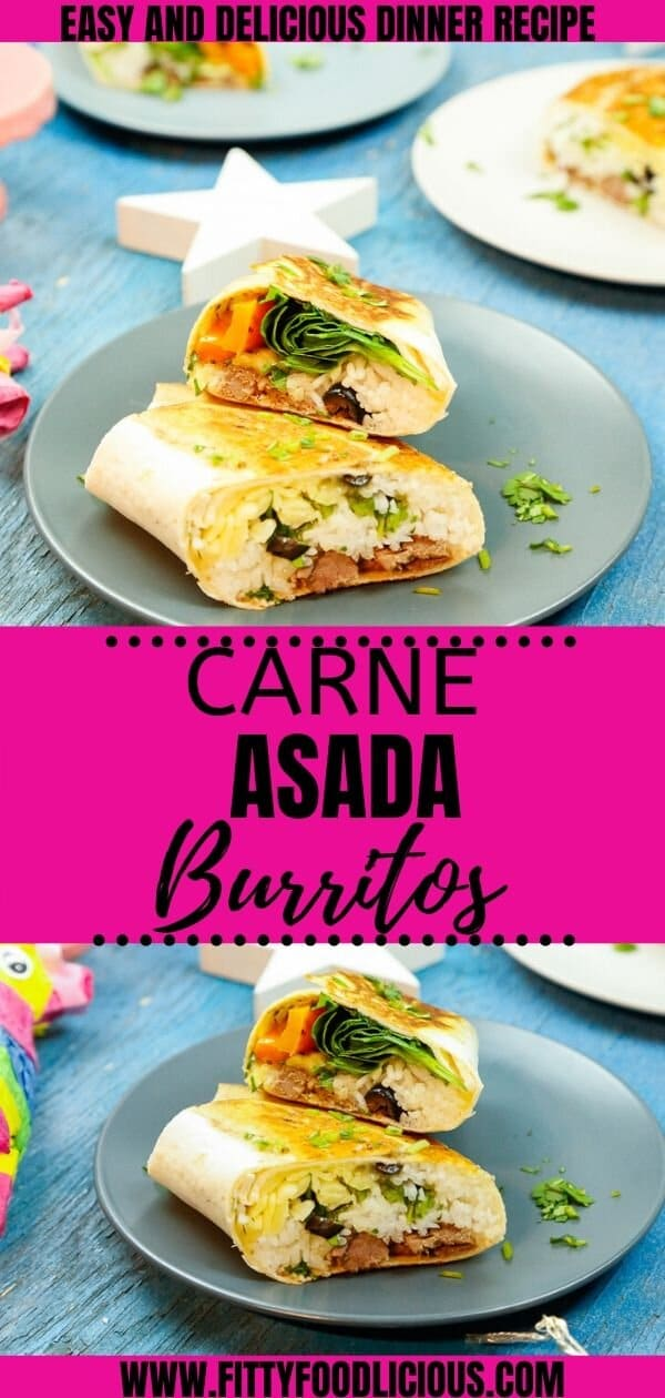 Carne Asada, burritos, Jasmin rice, delicious, gooey cheese, easy dinners, easy dinner, leafy greens