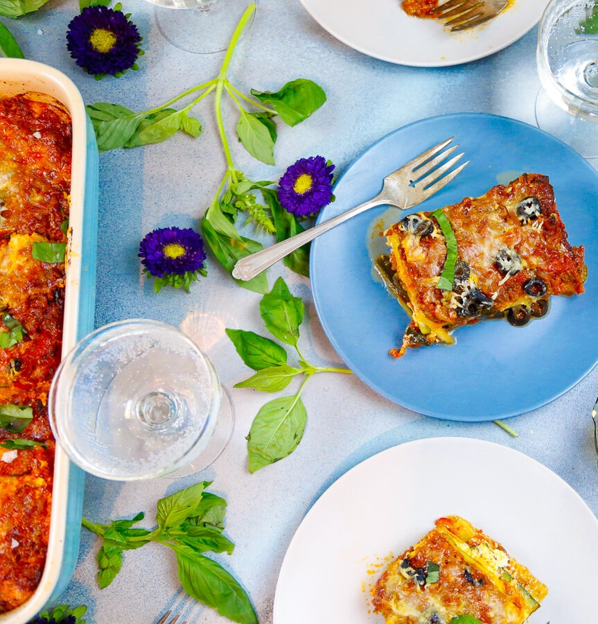 low carb zucchini lasagna, low carb meals, low carb recipes, lasagna, zucchini recipes, zucchini, easy recipes, easy dinners, thirtyminutemeals, Italian food