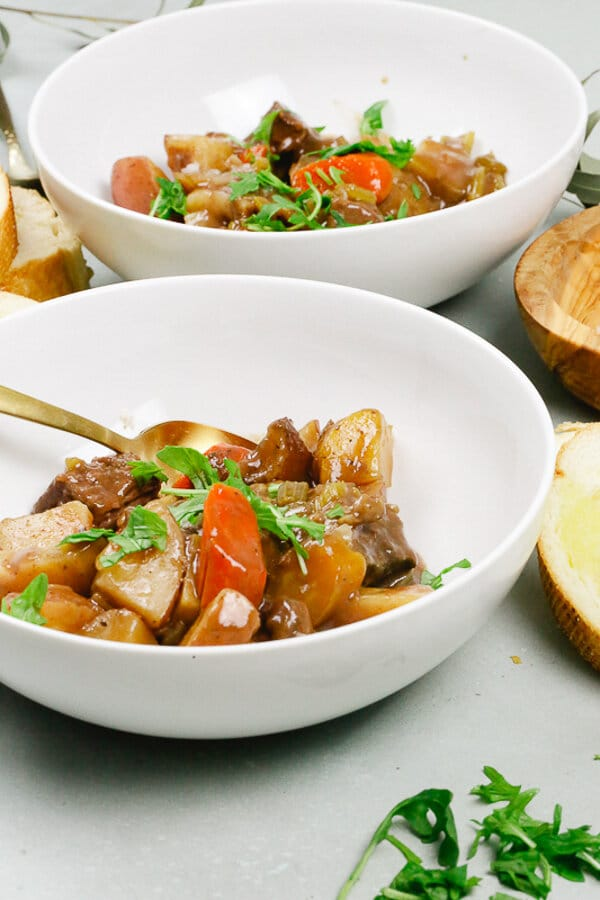 Easy Beef And Vegetable Stew, Beef Stew, Slow Cooker, Slow Cooker Beef Stew, Vegetable Stew