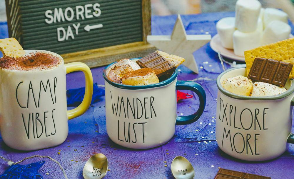 coffee recipe of coffee in wanderlust coffee mug